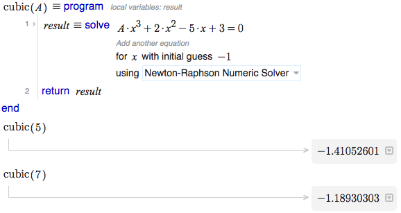 Swift Calcs | Engineering Math Online Solver